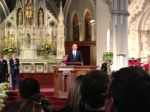 President Barack Obama at Heal Our City Interfaith Service