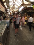 Machane Yehuda Friday, June 11, 2014